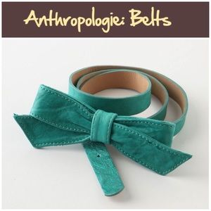 """Anthro """"Belle Bow Belt"""" by Hyde"""